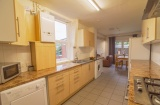Holberry Gardens, Sheffield Student Property - Living Area