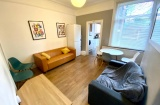 Thompson Road - Sheffield Student Housing - Lounge