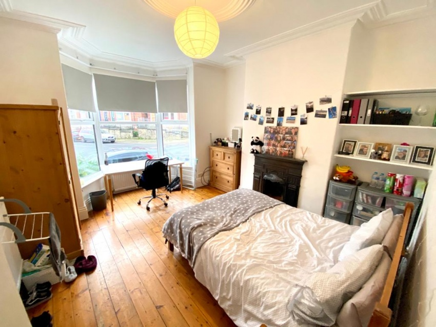 Thompson Road - Sheffield Student Housing - Bedroom