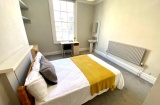 Ashgate Road, Sheffield Student Property - Bedroom