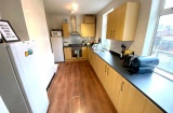 Ecclesall Road, Sheffield Student Flat - Lounge