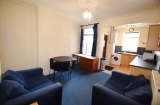 Bowood Road, Sheffield Student Housing - Lounge