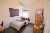 Sheffield Student House - Bedroom
