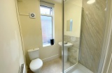 Claywood Road, Sheffield Student Housing - Shower Room