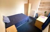 Wayland Road, Sheffield Student Property - Bedroom