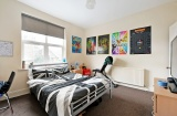 Junction Road, Sheffield Student Housing - Bedroom