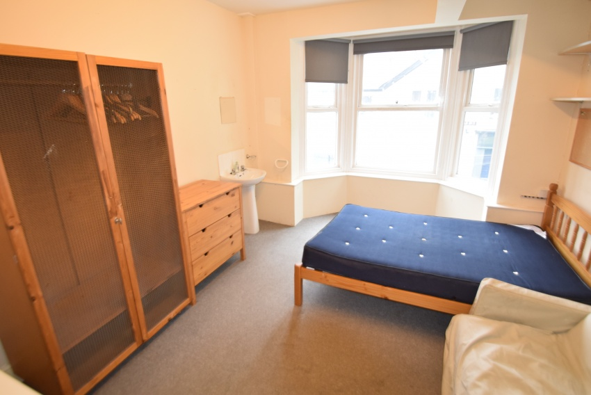 Ecclesall Road, Sheffield Student Property - Bedroom