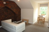 Ecclesall Road, Sheffield Student Housing - Living/Dining Area