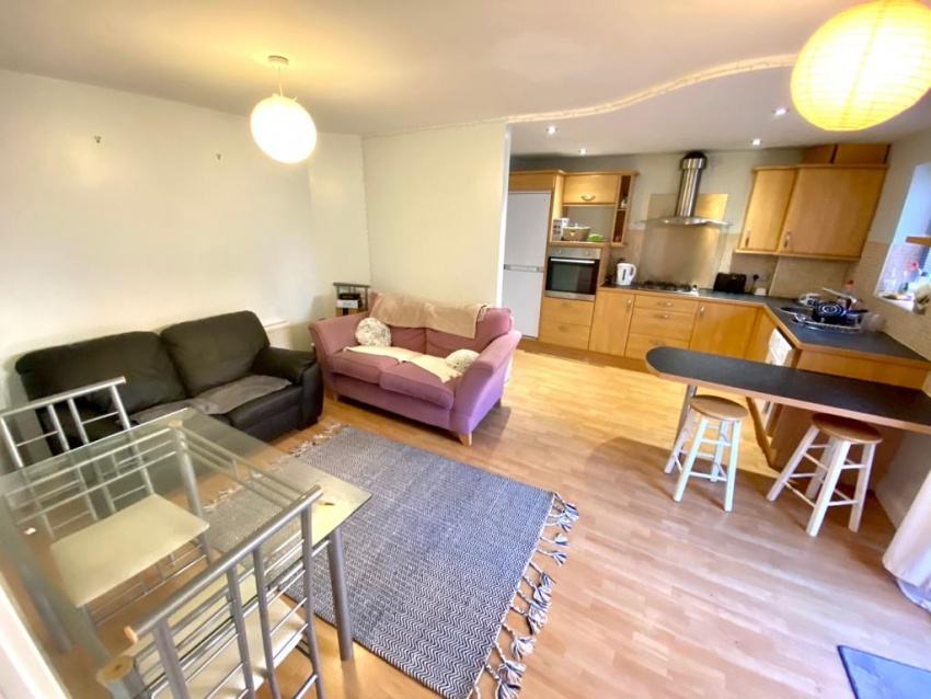 Leadmill Court, Sheffield Student Property - Kitchen