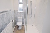 Rosedale Road, Sheffield Student Property - Shower Room