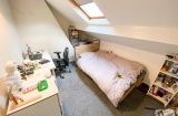 Pinner Road, Sheffield Student Housing - Bedroom