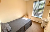 Shoreham Street - Sheffield Student Property - Attic Bedroom
