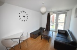 Barley House, Ecclesall Road Student Flat - Lounge