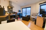 Ecclesall House, Sheffield Student Property - Kitchen/Lounge