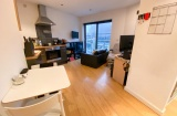 Ecclesall House, Sheffield Student Property - Dining/Lounge