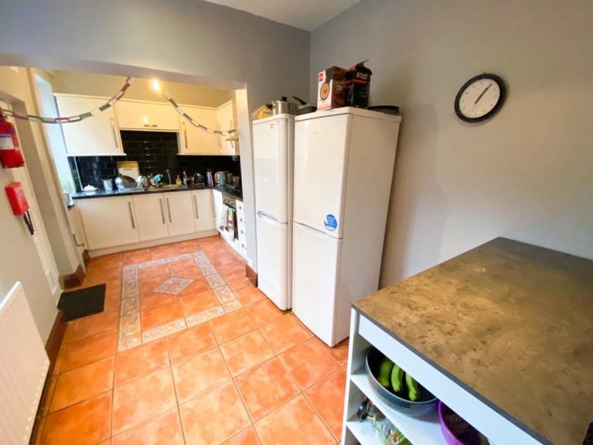 Western Road - Sheffield Student Housing - Kitchen