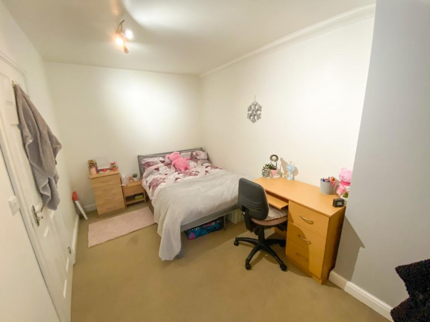 Western Road - Sheffield Student Housing - Bedroom