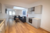 Harefield Road, Sheffield Student Housing - Kitchen/Dining/Lounge