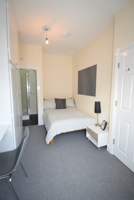 Harefield Road, Sheffield Student Housing - Bedroom
