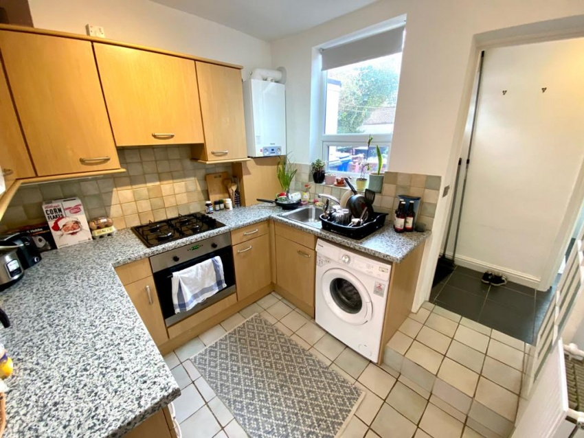 Gordon Road, Sheffield Student Property - Kitchen