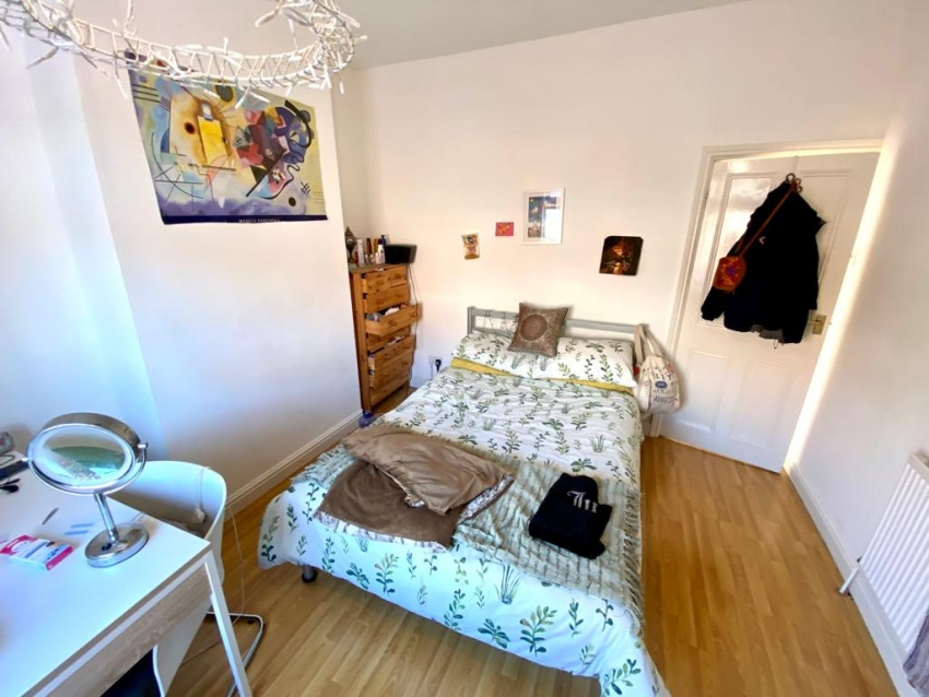 Gordon Road, Sheffield Student Housing - Bedroom