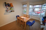 Pinner Road - Sheffield Student House - Dining Room