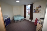 Pinner Road - Sheffield Student House - Bedroom