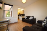 Sharrow Street, Sheffield Student Property - Lounge