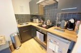Ecclesall House, Sheffield Student Housing - Kitchen