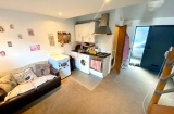 Filey Lane, Sheffield Student Apartment - Living/Kitchen Area