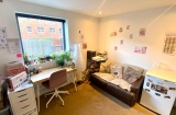 Filey Lane, Sheffield Student Apartment - Living Area
