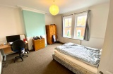 Wilkinson Street - Sheffield Student House - Bedroom