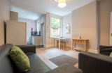 Springvale Road - Sheffield Student House - Lounge/Kitchen