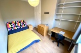 Sharrowvale Road, Sheffield Student Housing - Bedroom