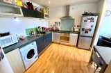 West One Apsect, Sheffield Student Housing - Kitchen