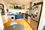 West One Aspect, Sheffield Student Housing - Kitchen