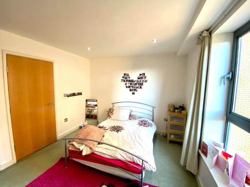 West One Aspect, Sheffield Student Housing - Bedroom