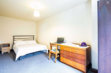 Rosedale Road, Sheffield Student Housing - Bedroom