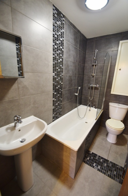 Khartoum Road, Sheffield Student Housing - Bathroom