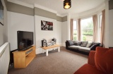 Cemetery Road - Sheffield Student Accommodation - Lounge