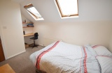Cemetery Road - Sheffield Student Accommodation - Bedroom