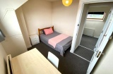 Bowood Road - Sheffield Student House - Attic Bedroom