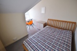 Everton Road, Sheffield Student Property - Attic Bedroom