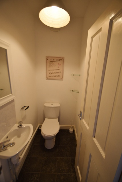 Everton Road, Sheffield Student Property - WC Room