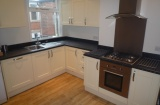 Ecclesall Road, Sheffield Student Flat - Kitchen