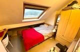 Bruce Road - Sheffield Student Property - Attic Bedroom