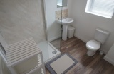 Wayland Road - Sheffield Student House - Shower Room 1
