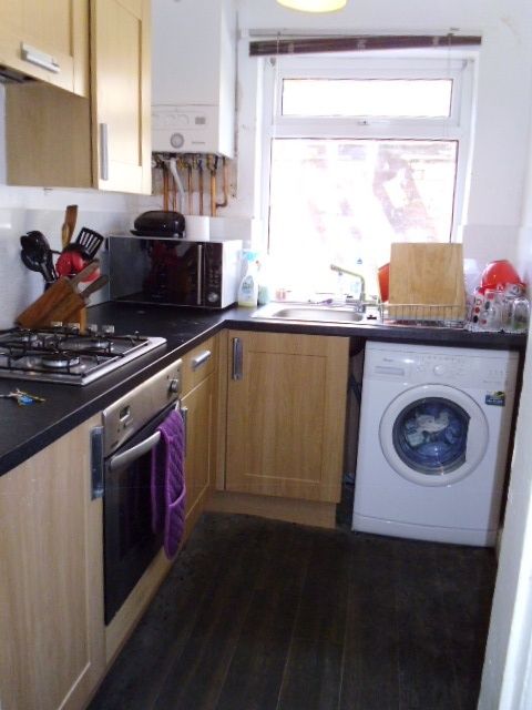 Eastwood Road, Sheffield Student Housing - Kitchen