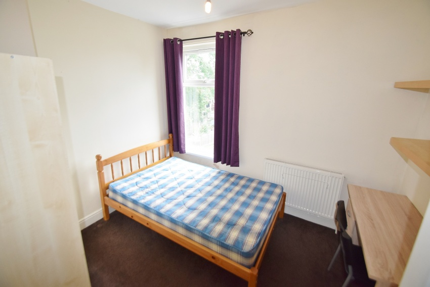 Lydgate Lane, Sheffield Student Housing - Bedroom