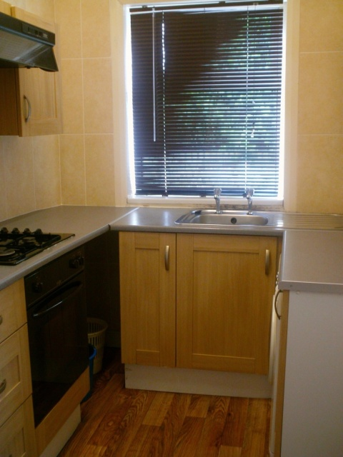 Clough Road, Sheffield Student Housing - Kitchen